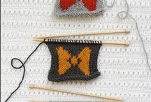 KNIT/ crochet :Patterns, generators, tutos free / Mes archives d'explications tricot si possible en français et si possible gratuites !  Voir sur mon blog aussi : http://joline.over-blog.com