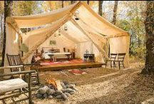 Camping / AAA members love camping and glamping, and AAA loves to help our members brave the great outdoors smarter and safer. Be a happy camper and look like a pro with these helpful tips on tents, campers, campfires, s'mores and more! / by AAA
