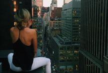 ♡ big city love