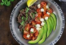 Tasty and healthy recipes with meat. / Tasty and healthy recipes with good quality meat.