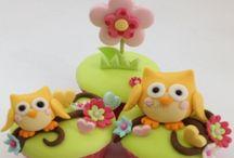 (cup)cakes ~ gebak(jes)