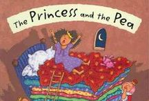 Princess Stories / Double click on a cover to see if it's available at the library!