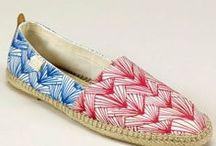 SUMMER SHOES Espadrilles / chaussures été, espadrilles  / by Joline 103 idées