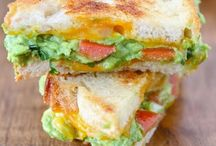 Grilled Cheese / by S A
