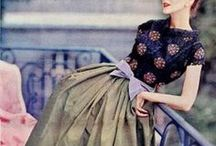 Modern and vintage fashion (and misc.) / Fashion from the '30s on and misc. clothing