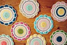 Crochet Crazy - Flowers, apliques, bells, baskets & co.