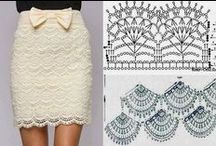 Crochet Crazy - Skirts & dresses