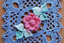 Crochet - Granny and motifs