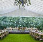 Eventos en Jardín / No sólo montamos los eventos, los planeamos con una gran carga creativa.