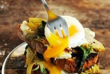 Put an egg on it / How egg makes every dish just more delish