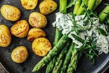Quick Asparagus recipes / We are big fans of Asparagus. Let the season begin!