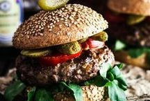 Burger Recipes you need to try! / You can do almost everything with your Burger. Let's do something big with it!
