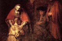 Rembrandt - Vermeer - Rubens