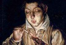 Velazquez - El Greco