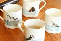 Mug Shots / Big Bone China Mugs and Cake in a Mug recipies