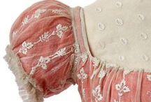 Empire, regency fashion