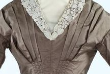Victorian fashion (crinoline)