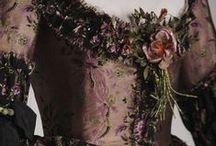 Baroque and rococo fashion