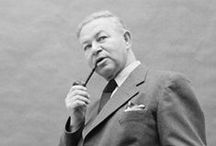 &tradition / Designer Arne Jacobsen / Iconic Designer and Architect Arne Jacobsen, is one of our big inspirations. He is the designer behind some of the biggest icons in Danish furniture.