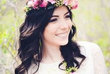 Flower Crowns / Flower crowns for weddings, parties, proms and festivals. See our selection to buy online with fast UK delivery at https://www.thebridaloutlet.co.uk/