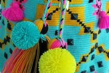 Crochet tapestry bag - inspirations and patterns