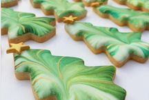 Christmas cookies, gingerbread