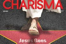 CHARISMA Covers / by Charisma magazine