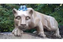 Penn State Nittany Lions / PSU fan gear. Old school styles officially liscenced hats, bags, and accessories.