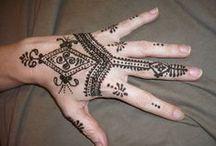 Tattos Henna / by (✿◠‿◠) belibut Ⓐ ℝ ᵀ s ☮
