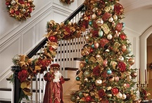 Christmas / Christmas is my favorite time of year.  The lights are magical and I love the red and green that so signifies this holiday. / by Shawnee Wright-Phillips
