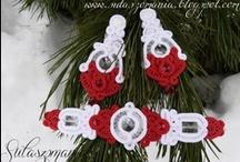 soutache jewelery set
