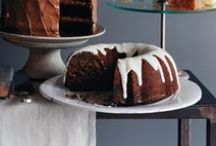 Cakes and Frostings / by Shawnee Wright-Phillips