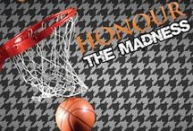 March Madness / Unique & Stylish March Madness Items for the Fashionable Fan! Shop now at www.thehonoursociety.com