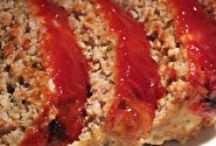Meatballs & Meatloaf recipies / by Pam Jay