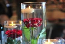 Beauty & the Beast / Some great romantic Beauty and the Beast wedding inspiration! Make sure to include roses, candles, and lanterns. Great in our barn or garden! www.greenvilla.us