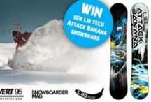 Snowboards / snowboard boards we sell @ www.revert.nl