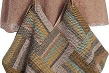 Knitted and crocheted bags / by By Ann