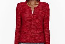 Knitted cardigans, jackets, coats and the likes / by By Ann