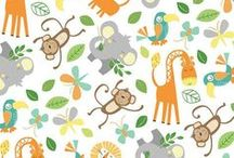 Jungle and Rainforest Animals