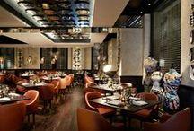 Inspiration : hôtels & bars / Architecture - Décoration : les belles adresses de l'hôtellerie et de la restauration à travers le monde