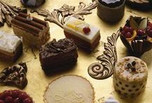 Dessert Soiree / Instead of a full meal for your wedding have a chic and elegant dessert buffet.