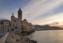 Vivir en Sitges / Poder disfrutar de este paisaje único