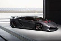 Lamborghini / Diferentes modelos de la marca mundial-mente reconocida, Lamborghini.