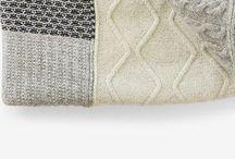 Knitting: home textil