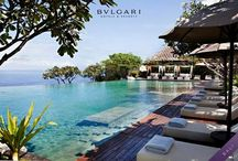 hotel/resort / beautiful resorts/hotels (mostly in my country, Indonesia)