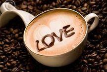 L'amour de café / Café, Latté et Cappuccino ❤   / by Jack Martin