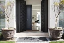 Entry / Foyers, Entry Hall and Greeting areas / by Michelle Miller