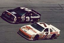 NASCAR / Old School / This is your fathers/grandfathers NASCAR / by Mad Maxx