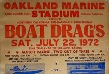 Drag Boat Racing / Old School / Vintage drag boats / by Mad Maxx