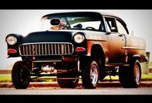 Gasser & Altered / Vintage Gassers / by Mad Maxx